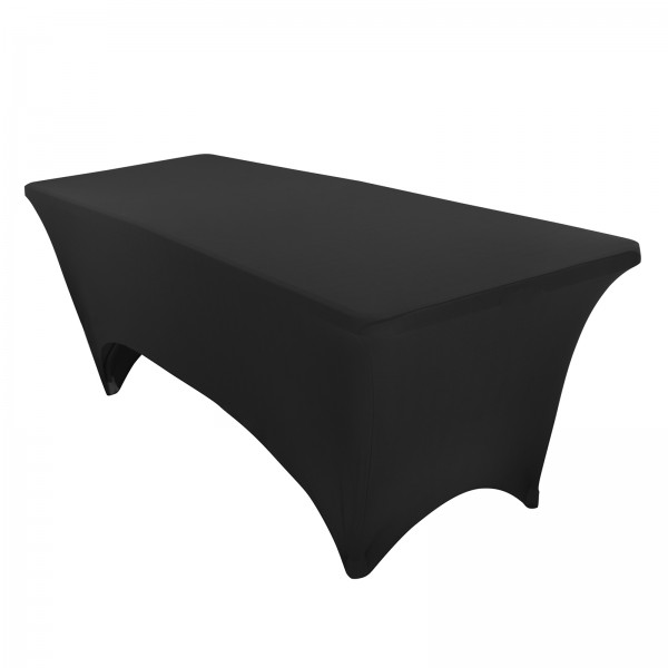 Polyester Spandex Stretch Tight Fitted Table Cover