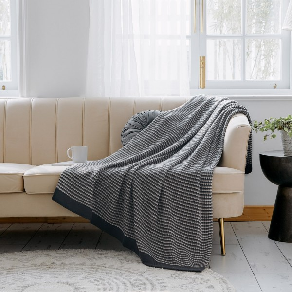 Soft Knit Throw Blankets--TZ2001CP-img