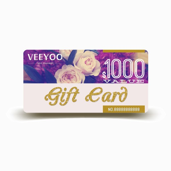 VEEYOO E-Gift Card