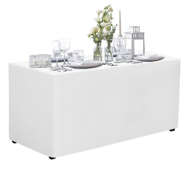 Rectangle Polyester Table Cover--ZT17002PS-img